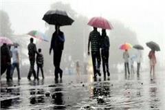 yellow alert issued for 2 days of heavy rain in himachal