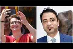 kafil khan released from jail priyanka gandhi called him