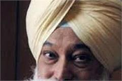 chief minister himself showed  mission fateh  back bir davinder