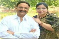court issues nbw against mukhtar ansari s wife and two years