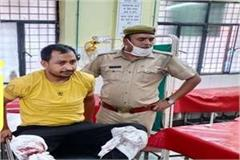 encounter in muzaffarnagar police controls prize money