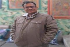 dabra sdm raghavendra pandey dies from corona