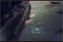 unknown people carried out a deadly attack on bjp leader