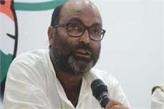 cbi should investigate bjp s role in kuldeep sengar case lallu