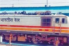 130 km speed railway track from new delhi to katra