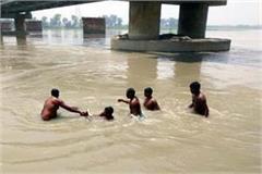 badaun 6 people drowned in the ganges including their siblings