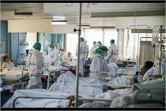amritsar 90 percent icu beds filled with patients