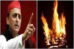 police forced the rape of the gang rape victim akhilesh said