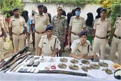 ten arrested including eight maoists in bihar