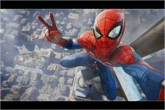 spiderman in kanpur climbs the wall in a blink of an eye
