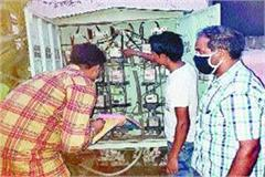 big campaign against electricity thieves fined 23 26 lakh