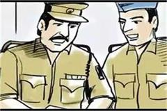 constable posted in ssp office attacked house with unknown people
