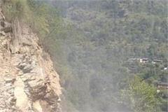 vehicles burned down on pahnala road