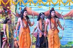 wait for ramleela  will end soon production team reached ayodhya