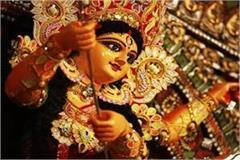 mother durga will come on horseback this time know what is the recognition