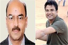 rd dhiman and nipun jindal quarantine after drivers come positive