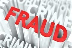fraudulently taken a loan after renting a vehicle did not return the vehicle
