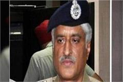 protest in delhi to arrest dgp sumedh saini