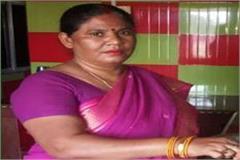 female mla samata devi appeals to jharkhand government