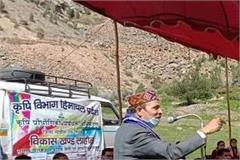 dr markanda inspected yoche and khangsar bridge on the third day of his tour