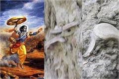 cremation ghat of mahabharata era found in excavation see photos