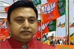 up bjp candidate syed zafar islam elected unopposed to rajya sabha