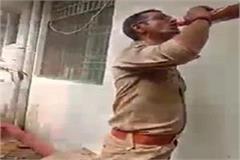 el doctor estaba bebiendo cerveza en uniforme el video se volvió viral