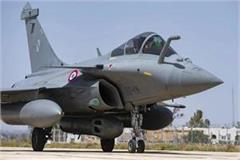 rafale s second batch will also come to ambala airbase