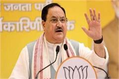 10 faces of up joined bjp president jp nadda s team