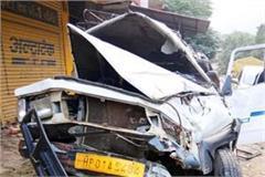 road accident in rohru