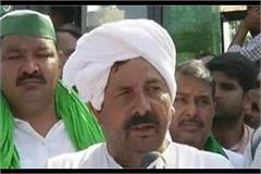 government responsible for martyr farmer s death in tractor rally tikait
