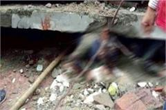 muradnagar accident 14 year old fraction buried in the