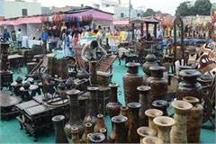 varanasi gi product exhibition handicraft products expect big markets