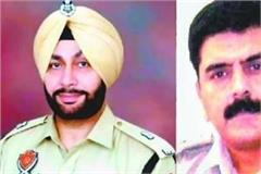 former adcp of ludhiana and sp of kotkapura suspend