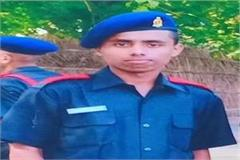 martyr deepak singh awarded with vir chakar