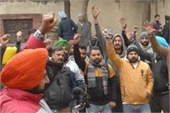 punjab roadways  panbas workers warned of agitation