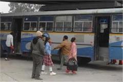 buses for mata chintpurni jwala ji got good response