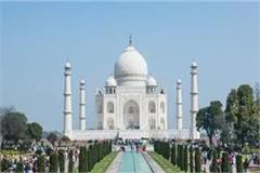 tourists visiting the taj mahal will no longer be disappointed