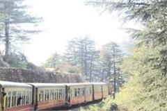two additional trains operating on kalka shimla heritage railway track