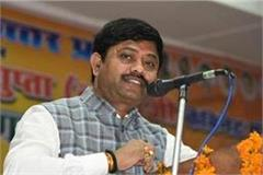 minister nand gopal gupta s big statement on mafias