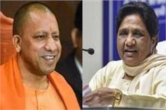 cm yogi and mayawati congratulate lohri tweet and