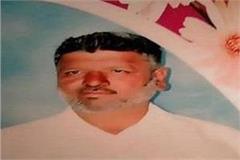 one farmer died in kisan andolan