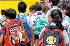 opening of schools in corona epidemic