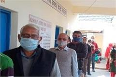 polling for second phase of panchayat elections in himachal begins