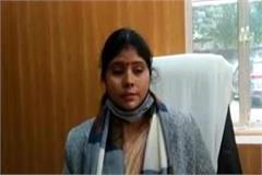 women mla of yogi adityanath government threatens to sit on dharna