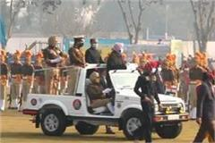 captain  waved tricolor in patiala said special things in favor of farmers
