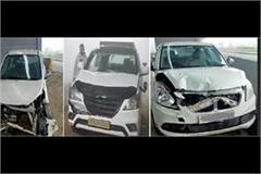 horrific accident more than 30 vehicles collided on national highway in 3 hours