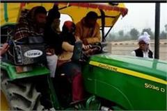 training given to women to perform tractor parade in delhi on 26 january