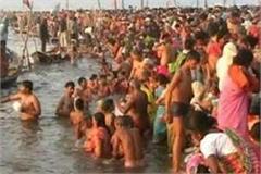 kalpavas of restraint devotion and rejuvenation begin in sangam from tomorrow