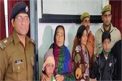 railway police reunites 100 lost children in 20 days with family